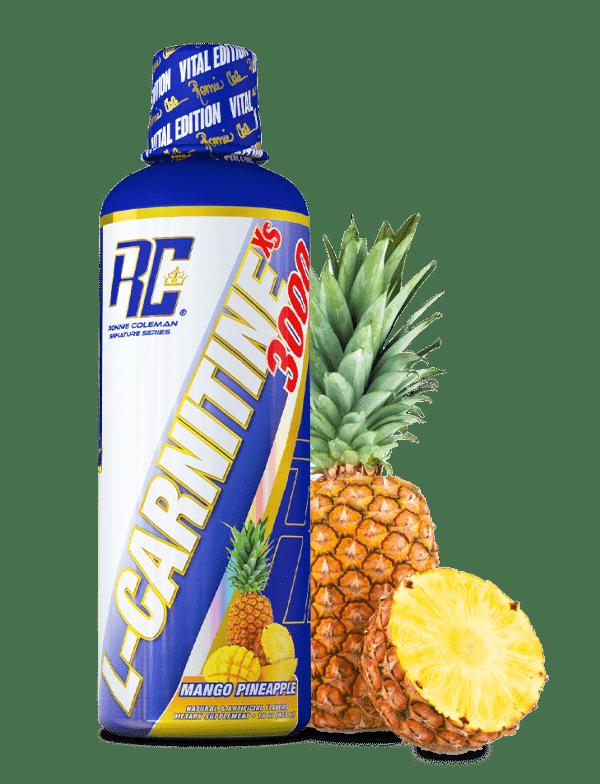 Bottle Ronnie Coleman L-CARNITINE XS 3000