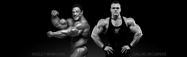 Roelly Winklaar & Dennis Wolf - Team BSN Athletes